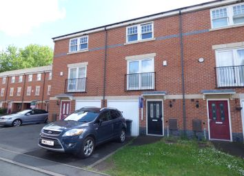 Thumbnail 3 bedroom town house to rent in Auriga Court, Derby