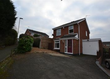 Thumbnail 3 bed detached house to rent in Royal Close, Brierley Hill