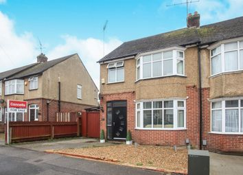 Thumbnail 3 bedroom end terrace house for sale in St. Lawrence Avenue, Luton