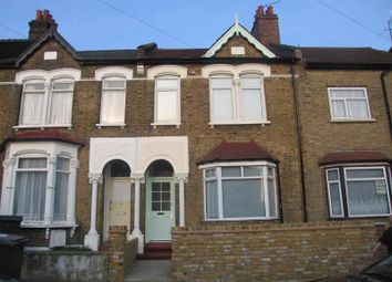 Thumbnail 1 bed flat to rent in Cairo Road, Walthamstow, London