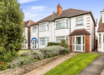 Thumbnail 3 bed semi-detached house for sale in Church Road, Yardley, Birmingham