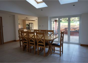 Thumbnail 4 bed detached house for sale in Holbeache Road, Kingswinford