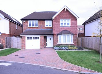 Thumbnail 4 bed detached house for sale in Waller Way, Chesham