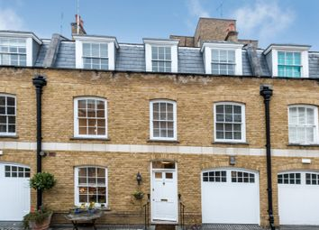 Thumbnail 3 bedroom mews house to rent in Beverston Mews, London