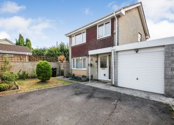 Thumbnail 3 bed detached house for sale in Canons Close, Bath