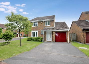 Thumbnail 4 bed detached house for sale in Dalefoot Close, Nine Elms, Swindon