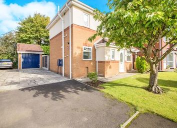 Thumbnail 3 bed detached house for sale in Gambelside Close, Worsley, Manchester, Greater Manchester