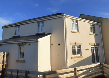 3 bed terraced house for sale in Moors Road, Johnston, Haverfordwest SA62