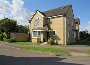 Thumbnail 5 bedroom detached house for sale in The Meadows, Grange Park, Northampton