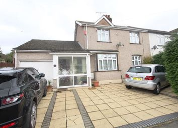 Thumbnail 4 bed semi-detached house to rent in Wood End Green Road, Hayes, Middlesex
