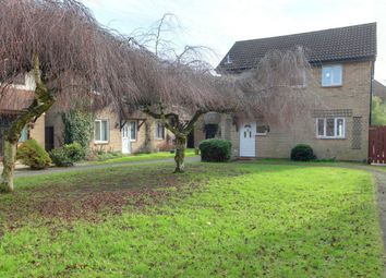 Thumbnail 3 bed detached house for sale in Knebworth Court, Bishop's Stortford