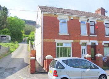 Thumbnail 3 bed end terrace house to rent in Garnwen Road, Nantyffyllon, Maesteg, Mid Glamorgan