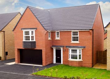 "Thumbnail 4 bedroom detached house for sale in ""Shelbourne"" at Park Road, Oulton, Leeds"
