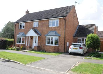 Thumbnail 4 bed detached house for sale in Lady Jane Franklin Drive, Spilsby