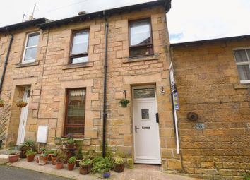 Thumbnail 2 bed terraced house for sale in Armstrong Place, Alnwick