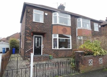 Thumbnail 3 bed semi-detached house for sale in Westbourne Road, Denton, Manchester