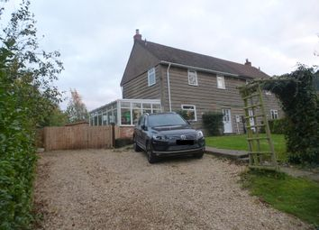 Thumbnail 3 bed semi-detached house to rent in Acre Lane, Threekingham, Sleaford
