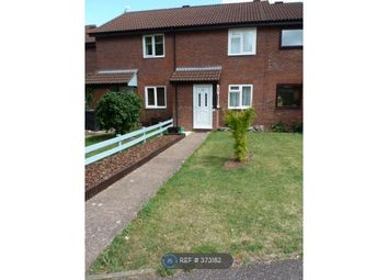 Thumbnail 2 bed terraced house to rent in Clover Mead, Taunton