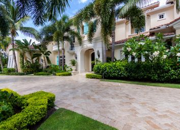 Thumbnail 5 bed property for sale in 1298 Cocoanut Road, Boca Raton, Fl, 33432