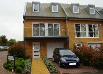 Thumbnail 4 bed town house to rent in Salisbury Road, Worcester Park