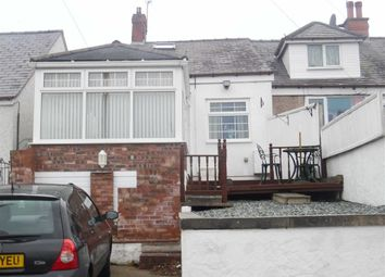 Thumbnail 1 bed terraced house for sale in Charles Terrace, Ponciau, Wrexham