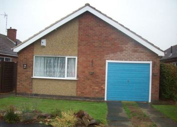 Thumbnail 2 bedroom bungalow to rent in Ashleigh Drive, Lutterworth