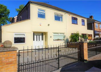 Thumbnail 3 bed semi-detached house for sale in Court Hey Drive, Liverpool