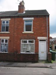 Thumbnail 2 bed terraced house to rent in Parkin Street, Alfreton