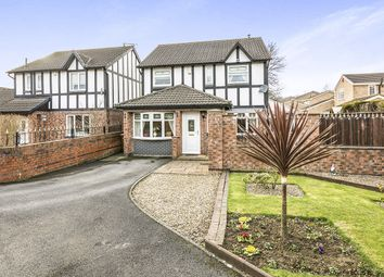 Thumbnail 4 bed detached house for sale in Belford Way, Newton Aycliffe