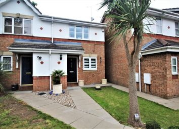 Thumbnail 2 bed semi-detached house for sale in Brancaster Drive, London