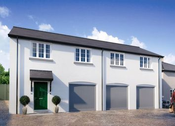 Thumbnail 2 bed maisonette for sale in Plot 75, Bellacouch Meadow, Chagford