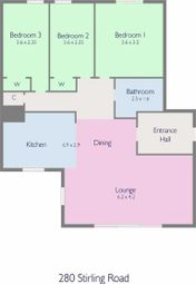 Thumbnail 3 bed detached bungalow for sale in Stirling Street, Denny