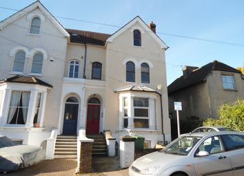 Thumbnail 1 bed flat to rent in Vicarage Road, Strood