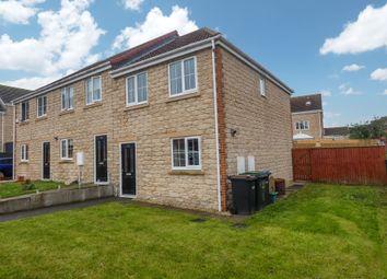 Thumbnail 3 bedroom terraced house for sale in Dorset Crescent, Consett