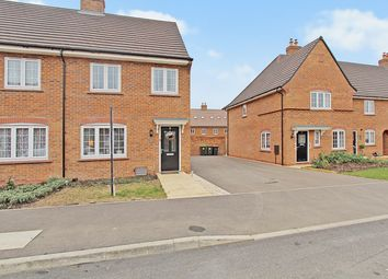 Thumbnail 3 bed semi-detached house for sale in Heather Lane, Stewartby, Bedford