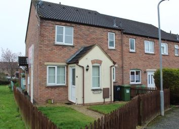 Thumbnail 1 bed end terrace house to rent in Blackthorn Close, Belmont, Hereford