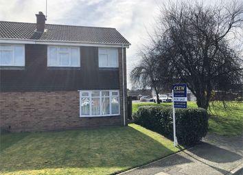 3 bed semi-detached house for sale in Harwood Avenue, Branston, Burton-On-Trent, Staffordshire DE14