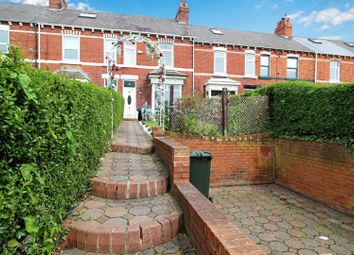 Thumbnail 3 bed terraced house for sale in Church Lane, Eston, Middlesbrough, Cleveland