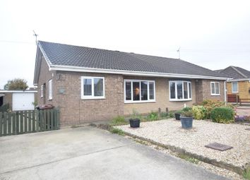 Thumbnail 2 bed semi-detached bungalow for sale in Valley View Drive, Scunthorpe