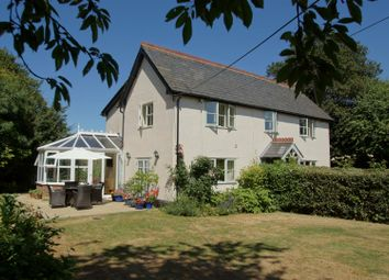 Thumbnail 5 bed detached house for sale in Ousden, Newmarket