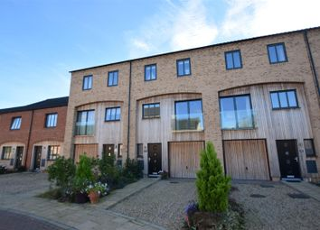 Thumbnail 4 bedroom town house for sale in The Sidings, Norwich