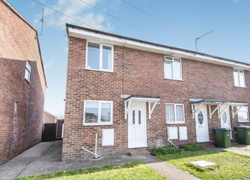 Thumbnail 2 bed end terrace house for sale in Bronze Close, Bersted, Bognor Regis