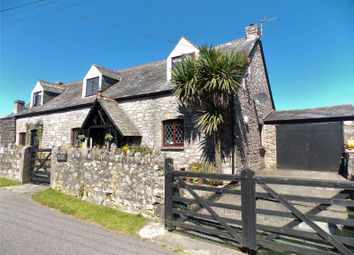 Thumbnail 4 bed detached house for sale in Rescorla, St. Austell