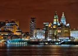Thumbnail 2 bed flat for sale in The Strand, Liverpool