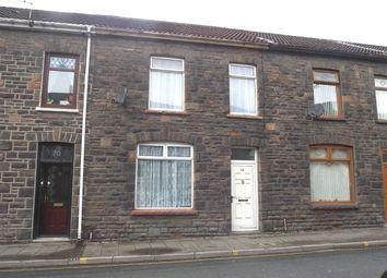 Thumbnail 3 bed terraced house for sale in Robert Street, Ynysybwl, Pontypridd
