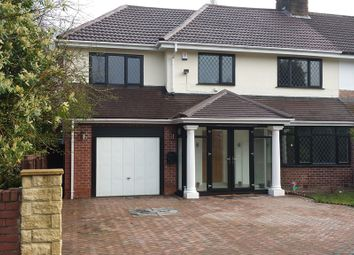 Thumbnail Semi-detached house for sale in Daylesford Road, Cheadle