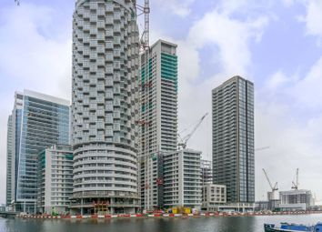 2 bed flat for sale in Park Drive, Canary Wharf, London E14