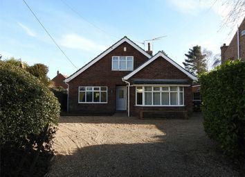 Thumbnail 4 bed property for sale in Downham Road, Watlington, King's Lynn