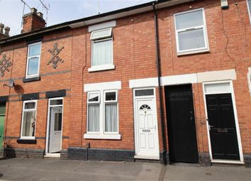 Thumbnail 3 bed terraced house for sale in Walter Street, Derby