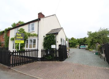 Thumbnail 3 bed semi-detached house for sale in Cadney Cottages, Bettisfield, Whitchurch